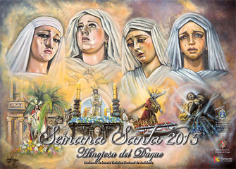 Cartel Semana Santa de Hinojosa del Duque 2015