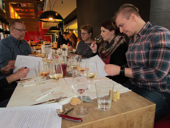 Weinseminar in Frankfurt von World of Boutique Wines