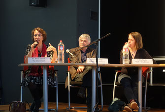 CEDI Director Prof. Michèle Knodt at the panel discussion