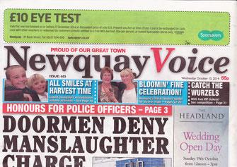Newquay Voice