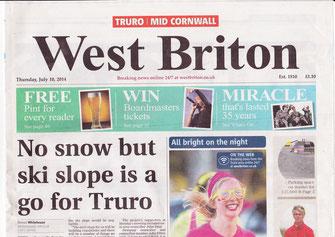 West Briton - Truro & Mid Cornwall
