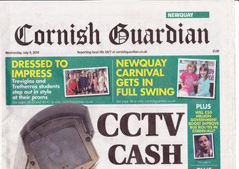 Cornish Guardian - Newquay