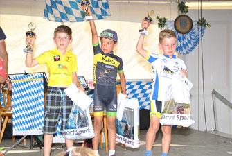 Niklas wird Zweiter in Unterhaching