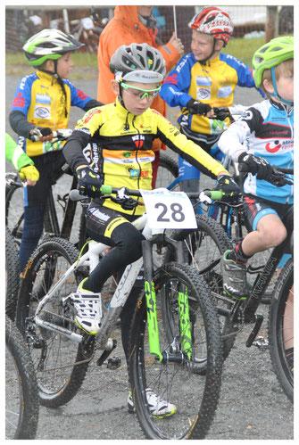Niklas Kuznik wurde 3. der Gesamtwertung im EldoRado-Cup