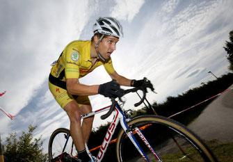Robert Gorgos wird siebter bei der Radcross-DM