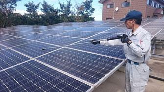 太陽光 パネル 点検 ツール ソラメンテ iS ユーザー レポート 富士テクニカル