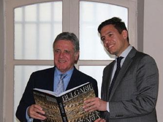 Lundi 14 Mars 2016. Avec M. Jean ROATTA