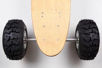 offroad elektro skateboard