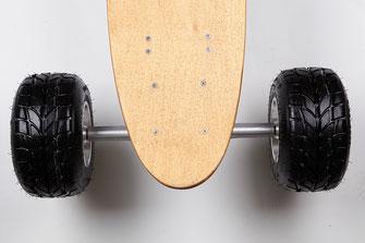 elektro skateboard tuning set