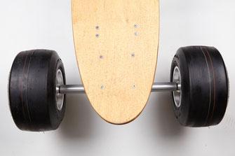 elektro skateboard tuning