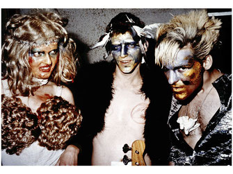 """Die Tödliche Doris auf dem Festival """"Geniale Dilletanten""""; 1981"""