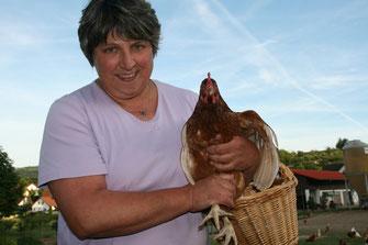 Jedes Huhn ist eine Persönlichkeit
