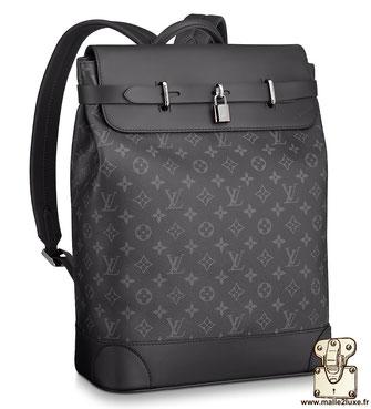Steamer bag Louis Vuitton sac a dos 2019