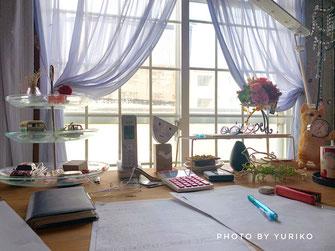 Studio DreamはJR津田沼駅から徒歩6分のワイヤークラフト専門店!