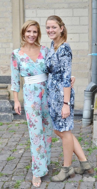 Powerteam! Schöne Zusammenarbeit mit der Hochzeitsplanerin Sarah Nedwal!