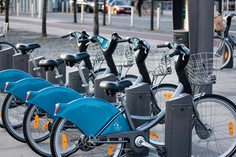 Foto: Dublin Bikes - (c) by William Murphy,  Creative Commons Attribution-Share Alike 2.0 Generic