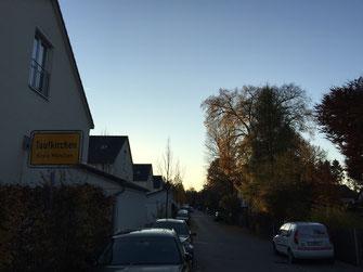 Es bleibt dabei: Ab 01.01.2016 gilt auch hier 82024 Taufkirchen. - Foto:  SPD