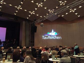 Das Taufkirchner Kulturzentrum - Foto: SPD
