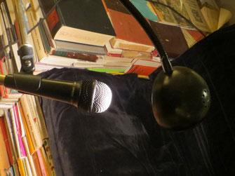 Unser Büchersofa: Eben noch saß und las hier Nino Haratischwili!