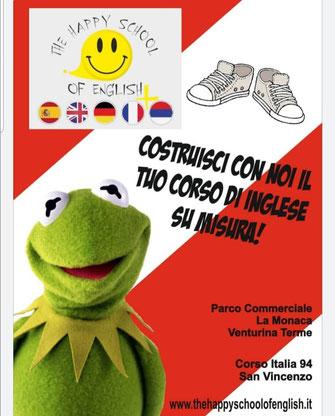 The Happy School of English+ Venturina Terme e San Vincenzo