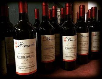 Il Bruscello cantina vinicola Suvereto