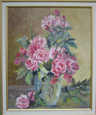 Douze roses