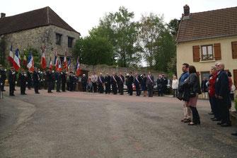 La journée commémorative se tient, Place Daniel Beaucreux, depuis 2009.