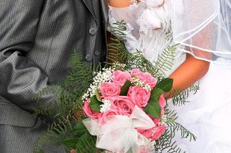 Hochzeitsmesse als Vorbereitung