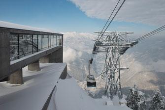 Mit der Bahn auf den Arlberg zur Hochzeit am Berg