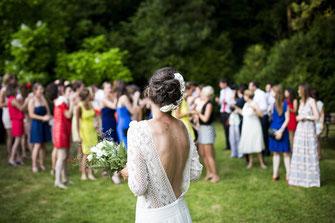 Vertrauensperson für den Hochzeitstag