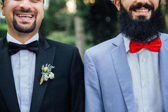 Strumpfbandwerfen als Hochzeitsspiel