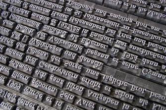 Trend Letterpress