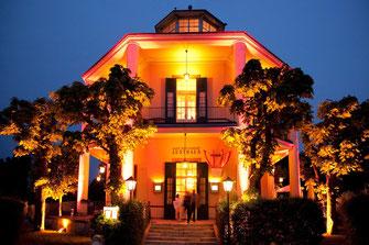 Hochzeitslocation Lusthaus Wien
