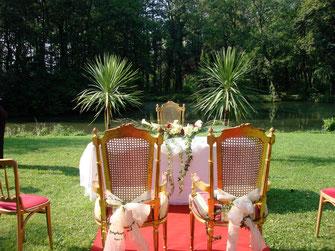 Heiraten oder Eheversprechen im Süden