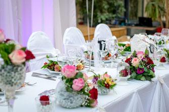 Hochzeitstische