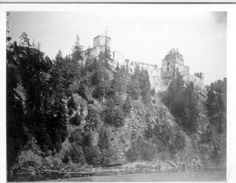 Heiraten auf der Burg