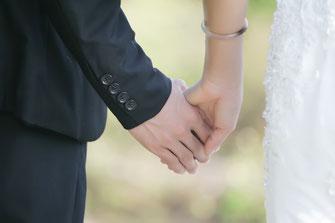 Hochzeitsvorbereitungen gemeinsam treffen