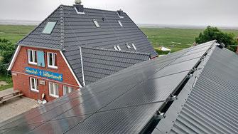 Volkertswarft setzt auf alternative Energien