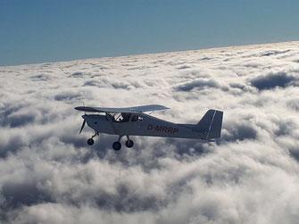 FK9 Schulungsflugzeug steht ab sofort zum Verkauf. Preis auf Anfrage.