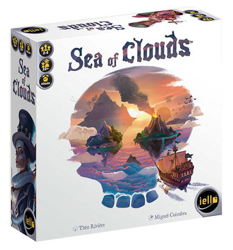 Brettspiel Rezension zu Sea of Clouds