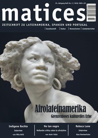 Ausgabe 94: Afrolateinamerika - Grenzenloses kulturelles Erbe