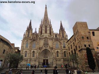 Экскурсия с гидом по Готическим церквям Барселоны