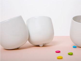 Porzellan Schale und Vase made in Berlin