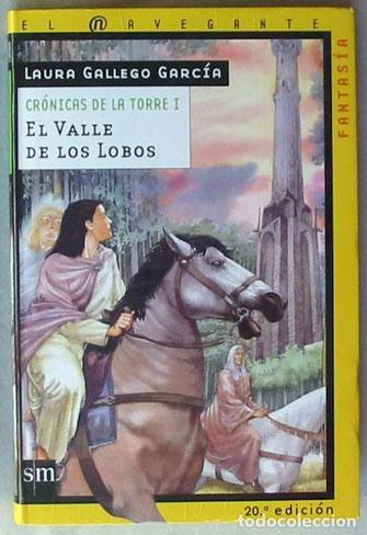 El valle de los lobos, Laura Gallego.