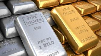 Der Versuch Silber gegen Gold auszuspielen