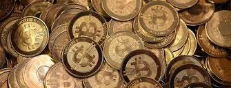 Crypto - Währung Bitcoin