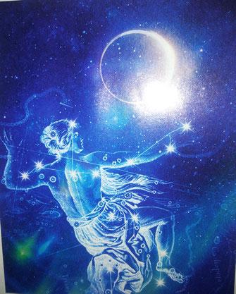 Die Mondfinsternis wurde als schlechtes Omen von den Völkern des Altertums angesehen. Es gibt Überlieferungen über diejenigen, die eine Finsternis vorhersagen konnten und dieses Können einsetzten um gesellschaftlichen Einfluss zu erlangen