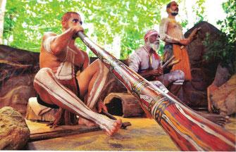 Didgeridoo Spieler