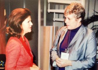 Bild: Foto:Lissy Gröner, Schwedens Königin Silvia mit deutschen Wurzeln, Stockholm