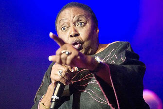 Foto Miriam Makeba http://www.flickr.com/photos/9967007@N07/6580952677/in/photostream/